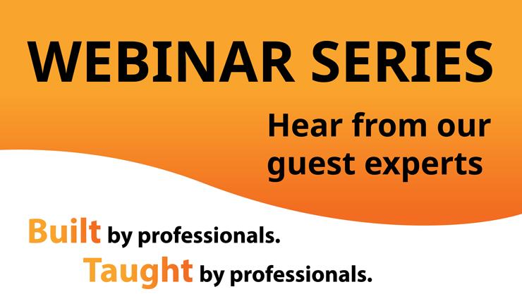 Webinar Series: Tech & Business Career Insiders